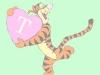 tigermedthjertemedstor